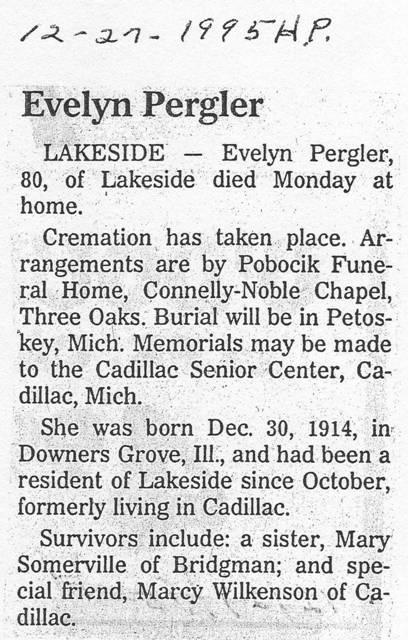 Pobocik Funeral Home Three Oaks